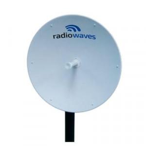 Rdh4505 Radiowaves Antena Profesional De 4ft Garantia De 7 Anos