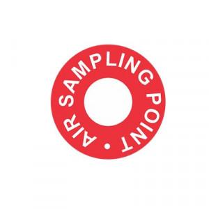 Rp5218 Safe Fire Detection Inc. Etiqueta De Punto