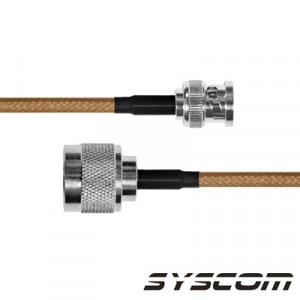 Sbnc142n60 Epcom Industrial Cable RG-142/U De 60 C