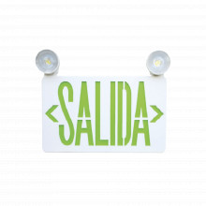 Sfkdc860 Sfire Letrero LED De SALIDA Con Luz De Em