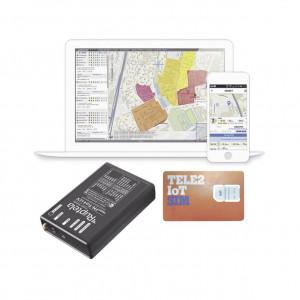 Tco4lcv3gepcom Syscom Kit Localizador Vehicular I