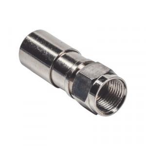 TTCON510RG6 Epcom Titanium Conector F Macho de Com