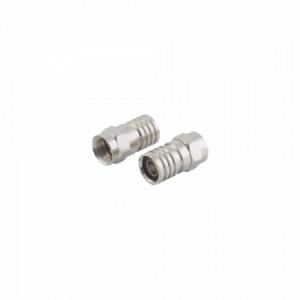Ttcon535 Epcom Titanium Conector F Macho De Anillo