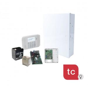 Vista48lantbip Honeywell Kit De Sistema De Alarma