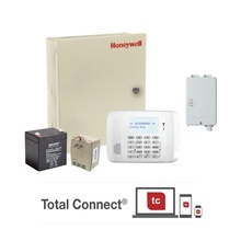 Vista48rfgsmss Honeywell Home-resideo Kit De Panel