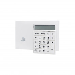 Wmb621 Honeywell Home Resideo Teclado Alfanumerico