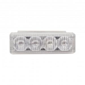 Z67m4w Epcom Industrial Modulo De 4 LEDs Color Cl