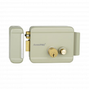 Accessrimbl Accesspro Cerradura Electrica Con Boto