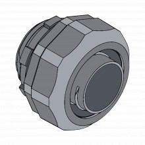 Anchlr12 Anclo Conector Recto Para Tubo Tipo Liqui
