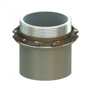 Catu3811 Catusa Conector 1 1/2 38mm Pared Delgad