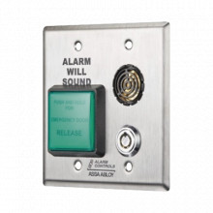 DE1B Alarm Controls-assa Abloy Estacion de Egreso