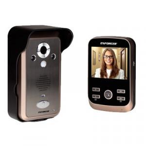 Dp236q Seco-larm Usa Inc Kit De TV Portero Inalamb