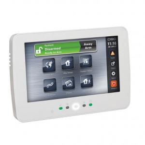 DSC2590001 DSC DSC HS2TCHPRO - Teclado Touch 128 Z