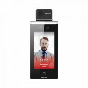 Dsk1ta70mit Hikvision Biometrico Para Acceso Con R