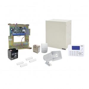 Forcekt Pima Kit De Alarma Con Sensores Cableados