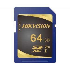 Hssdp10std64g Hikvision Memoria SD Clase 10 De 64