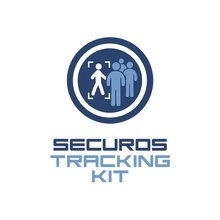 Iftksd Iss Deteccion De Humo TRACKING KIT De Secur