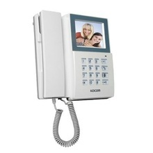 Kcv340m Kocom Monitor Adicional Con Auricular Y Fu