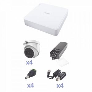 Kevtx8t4ega Epcom KIT TurboHD Con Audio 1080p / DV