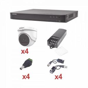 Kh1080p4dw Hikvision KIT TurboHD 1080p / DVR 4 Can