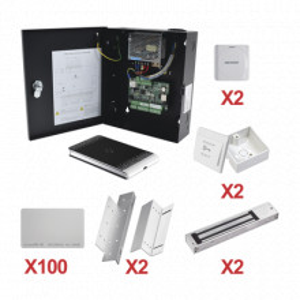 KITTARJETA02 Hikvision Kit de Control de Acceso co