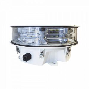Lonestar24vdc Twr Lampara De Obstruccion LED Dual
