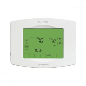 Lrhwlvhvac Lutron Electronics Termostato Touchpro