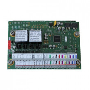 NXD2 Honeywell Tarjeta Expansora de 2 Puertas Para