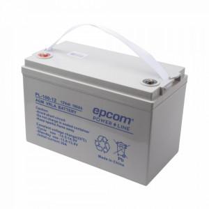 Pl10012 Epcom Powerline Acumulador Tecnologia VRLA