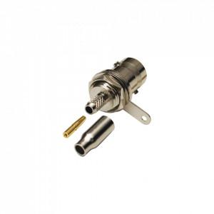 Rfb1116b03 Rf Industriesltd Conector BNC Hembra A