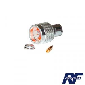 Rfn10041sx Rf Industriesltd Conector N Macho De R