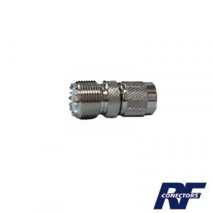 Rft1235 Rf Industriesltd Adaptador En Linea De Co