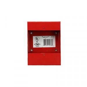 Sb10 Fire-lite Caja De Montaje Para Estacion Manua