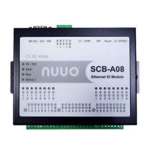 SCBA08 Nuuo Modulo de entrada y salida de alarma I