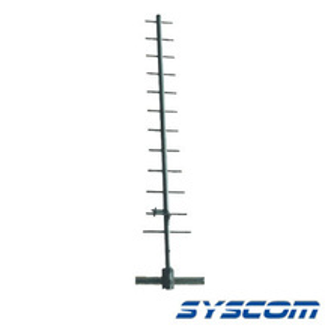 Sd45012 Syscom Antena Base UHF Direccional Rango