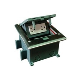 Thmcra Thorsman Caja De Piso Con Contacto Electric