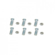 Torntz60g Syscom Towers Paquete De 6 Tornillos Y T