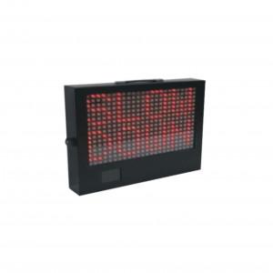 Xradarmsg Accesspro Radar De Velocidad Con Mensaje