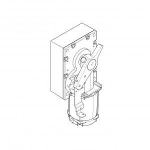 119rig323 Came Motorreductor De Refaccion Para Bar