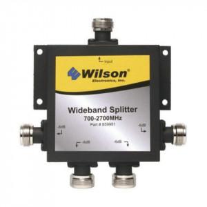 859981 Wilsonpro / Weboost Divisor De 4 Salidas 5
