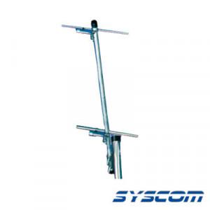 A2dvcl Syscom Antena Para Television Tipo Dipolo Para Canales Del