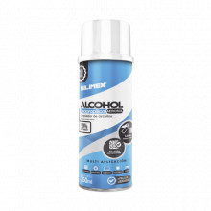 ALCOHOLS Silimex Alcohol Isopropilico en Aerosol p