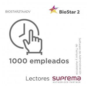 Biostar2taadv Suprema Software De Administracion D