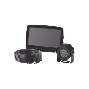 Ec7003k Ecco Pantalla LCD A Color De Alta Resolucion Con Pantalla