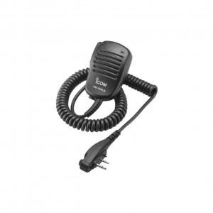 Hm158la Icom Microfono De Solapa Con Clip Giratori