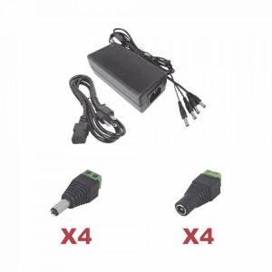 K2plk12dc4ch Epcom Powerline Kit Con Fuente EPCOM