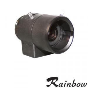 L308vdc4pir Rainbow Lente Varifocal Con Auto Iris Para Exterior