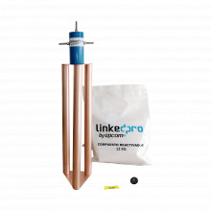 Lpground200a Linkedpro Electrodo Para Corriente Ma