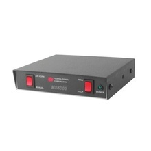 Ms4000 Federal Signal Mini Sirena Discreta Basica
