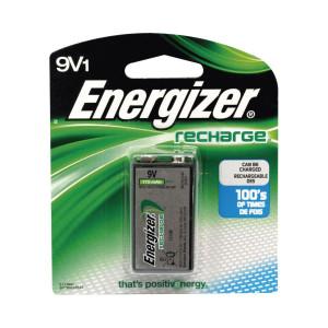 Nh22nbp Energizer Bateria Recargable 9V NiMH / 175